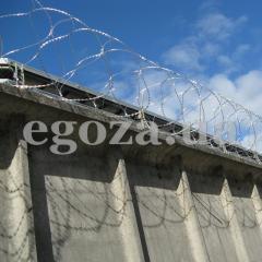 Egoza-Standart 450/5. Barrier spiral SBB. The
