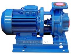Pump console monoblock KM100-80-160E-a