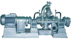 The pump of Ks 12-110 for condensate pumping