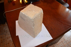 Brick fire-resistant ShA-1 100, 23,1 of kg of GOST