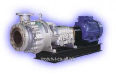 The NKU pump for compulsory circulation of
