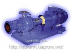 CM pumps and SVK centrifugal horizontal console