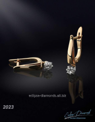 Diamond earrings 2023/1