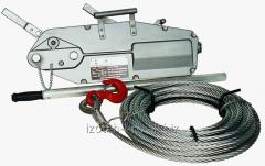 Mounting thrust gear of Lem