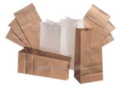 Paper packages of the rectangular bottom, Kiev