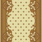 Carpet paths woolen Provence