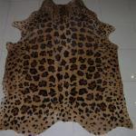 Skin of cow under cheetah of PE43