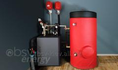 The thermal pump pass 6 kW