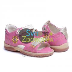 Ортопедические сандалии для девочек Memo...