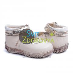 Ортопедические туфли для девочек Memo Fiona 3FD