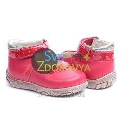 Ортопедические туфли для девочек Memo Fiona 3HA