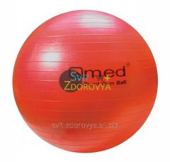 Гимнастический мяч для фитнеса Фитбол - Qmed ABS