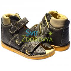 Ортопедические сандалии для детей Wik 13-03 Серые