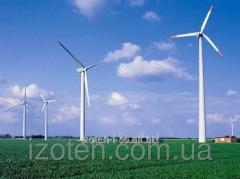 Ветроэлектрическая установка ВЭУ
