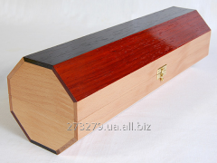 Коробки деревянные