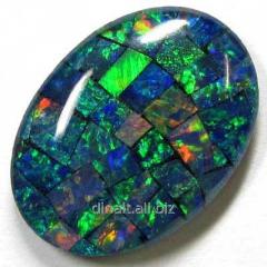 Enamel jeweler Opaque disgraces 16