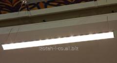 Магистральный светодиодный светильник LED...