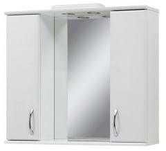 Зеркало Z-85 с двумя шкафчиками Стандарт