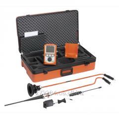Universal gas analyzer of Variotec