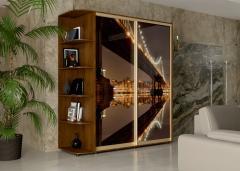 Sliding wardrobe Phoenix Standard 2100 series