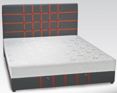 Кровать с матрасом Токио 1,8 модель 1