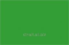 Enamel jeweler on aluminum transparent green 322