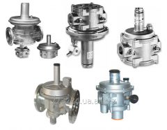 Madas pressure regulators