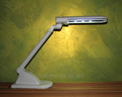 Desk lamp on LED-EL-24 light-emitting diodes