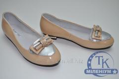 Туфли для девочки Angel Sky X92-304