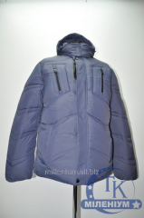 Куртка мужская болоневая зимняя наполнитель