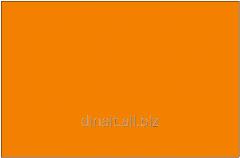 Enamel jeweler on aluminum Opaque orange 353