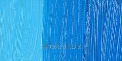 Enamel jeweler on aluminum Opaque blue 360