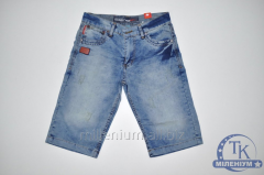 Шорты мужские джинсовые размеры 30-38 COLOMER 1629