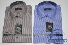 Рубашка мужская (classic) Daniel Marcio Полоса