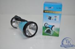 Лампа + фонарь на солнечной батареи+сеть LeiLang