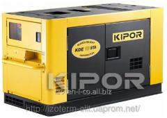 Дизельный генератор (электростанция) в...
