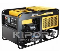 Дизельный генератор (электростанция), ...