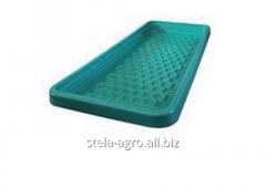 Bathtub for processing of hoofs of Suevia KB 200