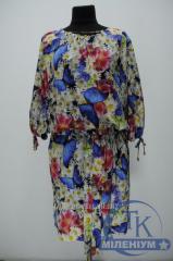 Платье женское 3/4 рукав Patetti 10005