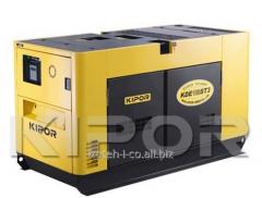 Diesel generator (power plant) KDA100STO3