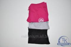 Брюки спортивные женские трикотажные Suaw размеры