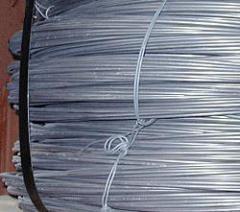 Проволока стальная для производства сетки РАБИЦА  оцинкованная 1,4-1,8-2,0-2,2 жесткая и термически обработанная