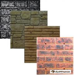 New forms for the production of facade tiles