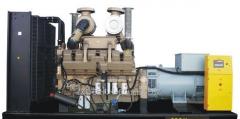 Diesel generator (power plant) Cummins of 30 kVA