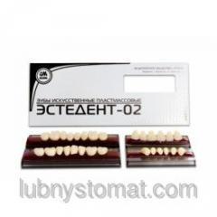 Teeth artificial Estedent-03