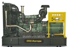 Дизельный генератор (электростанция) Volvo Penta, 205 кВА