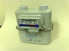 Счетчики воды, тепла, газа, стоков бытовые и