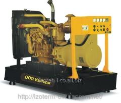 Дизельный генератор (электростанция) SDEC, 165 кВА
