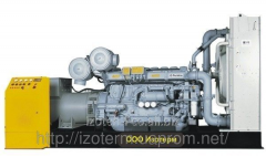 Diesel generator (power plant) Perkins of 800 kVA