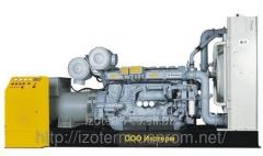 Diesel generator (power plant) Perkins, 880 kVA